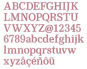 la tipografía más ecológica del mundo