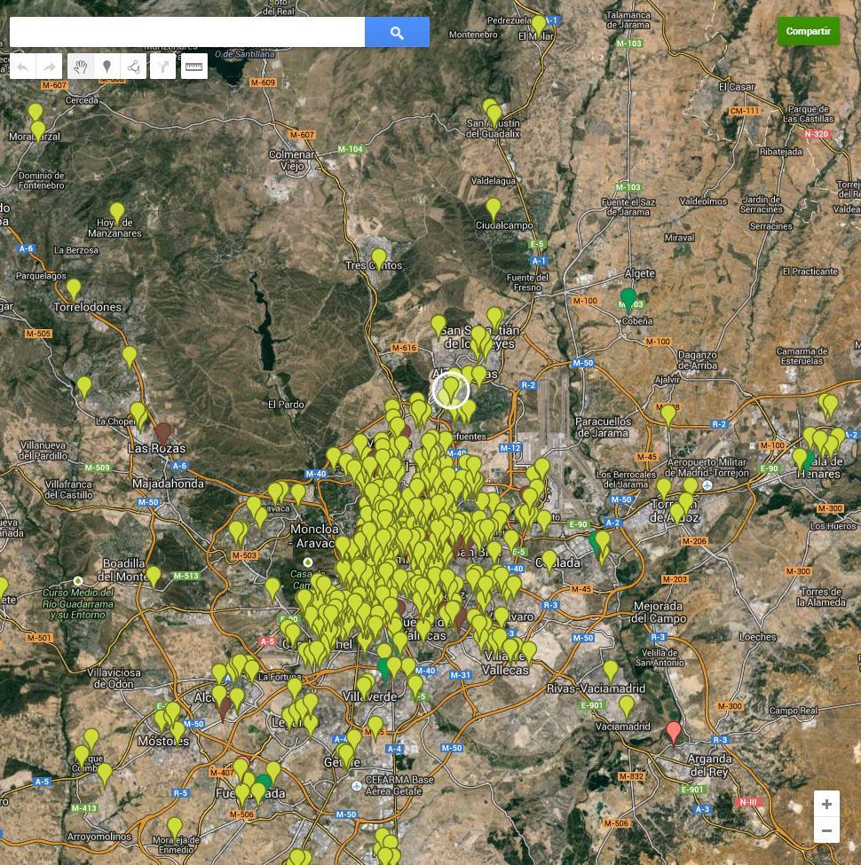 CERTIFICACIÓN ENERGÉTICA en Madrid en Junio.